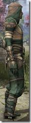Outlaw Homespun Robe - Male Side