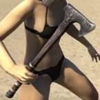 Outlaw Iron Axe