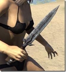 Outlaw Iron Dagger 2