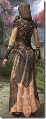 Primal Homespun Robe - Female Back