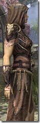 Primal Homespun Robe - Female Close Side