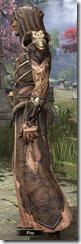 Primal Homespun Robe - Male Side