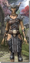 Primal Iron - Female Close Front