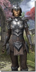 Redguard Steel - Female Close Front