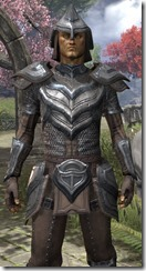 Redguard Steel - Male Close Front