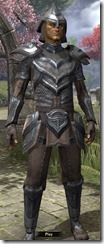 Redguard Steel - Male Front