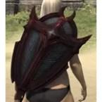 Soul-Shriven Ruby Ash Shield