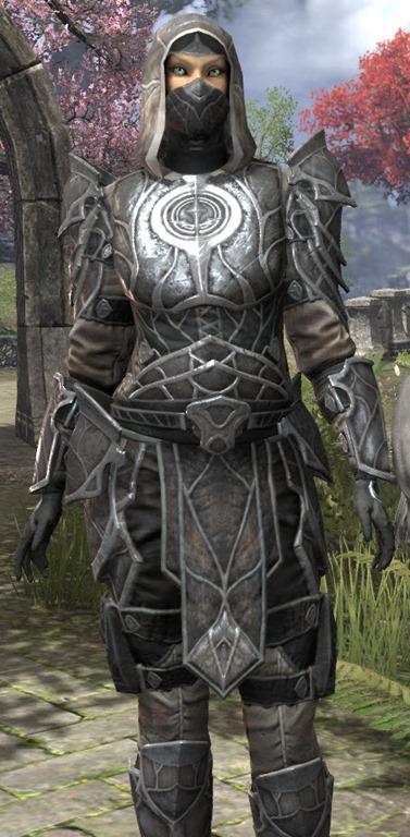 Eso Fashion Thieves Guild Iron Elder Scrolls Online