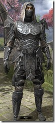 Thieves Guild Iron - Male Front