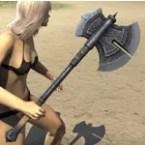 Trinimac Iron Axe