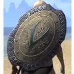 Akaviri Ash Shield