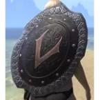 Akaviri Yew Shield