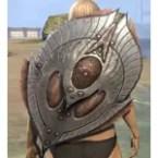 Altmer Yew Shield