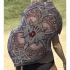 Assassin League Hickory Shield