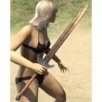 Breton Calcinium Sword