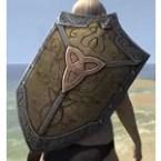 Breton Hickory Shield