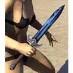 Breton Voidsteel Dagger
