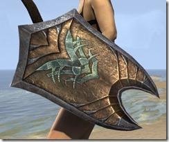 Dunmer Hickory Shield