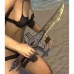 Orc Orichalc Dagger