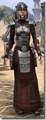 Battlemage Tribune Armor - Female Front