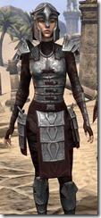 Centurion Dress Armor - Female Close Front