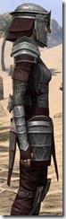 Centurion Dress Armor - Female Close Side