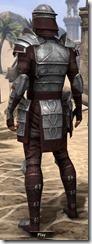 Centurion Dress Armor - Male Back