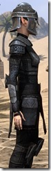 Centurion Field Armor - Female Close Side