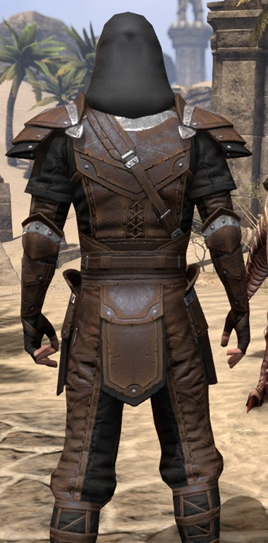ESO Fashion Covenant Scout
