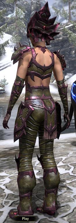 Eso Fashion Dark Seducer Elder Scrolls Online