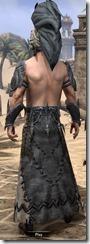 Dark Shaman - Male Back