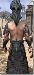 Dark Shaman - Male Close Back