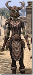 Draugr - Female Close Front