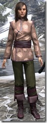 Eternity Tunic with Pants Dyed Front