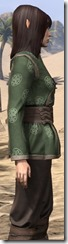 Eternity Tunic with Pants - Female Close Side