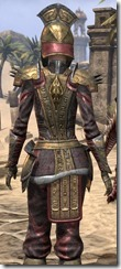 Imperial Chancellor - Female Close Back