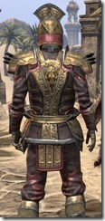 Imperial Chancellor - Male Close Back
