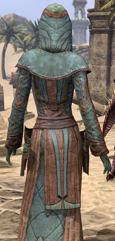 ESO Fashion Mages Guild Formal Robes