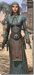 Mages Guild Formal Robes - Female Close Front