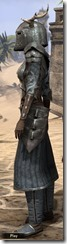 Nedic Duraki Armor - Female Side