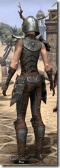 Nedic Perena Armor - Female Back