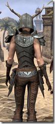 Nedic Perena Armor - Female Close Back