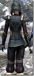 Orcisg Scout Armor Dyed Close Back