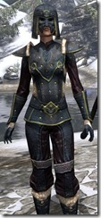 Orcisg Scout Armor Dyed Close Front