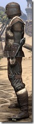 Orcisg Scout Armor - Male Side