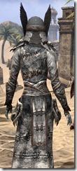 Winterborn Shaman's Costume - Female Close Back