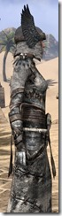 Winterborn Shaman's Costume - Female Close Side