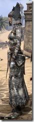 Winterborn Shaman's Costume - Female Side