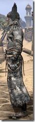 Winterborn Shaman's Costume - Male Side
