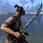 Dro-m'Athra Quicksilver Sword
